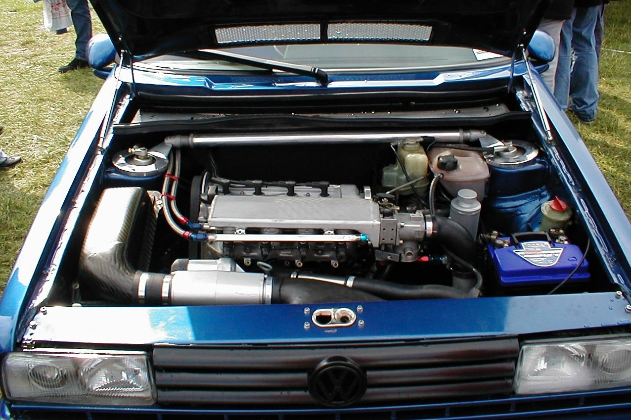 Jdengineering Vw Golf 1 16vg60